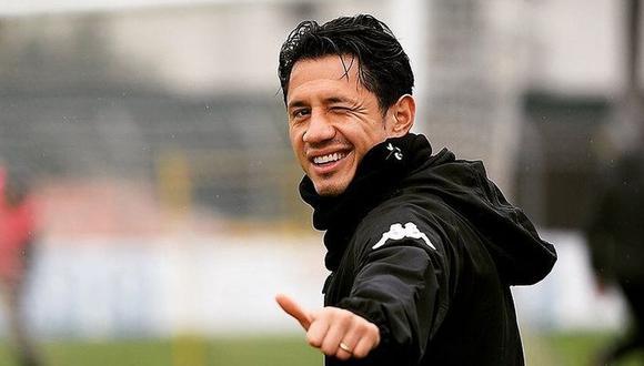 Lapadula regresó a Italia tras los partidos de la Selección Peruana. (Foto: Instagram)