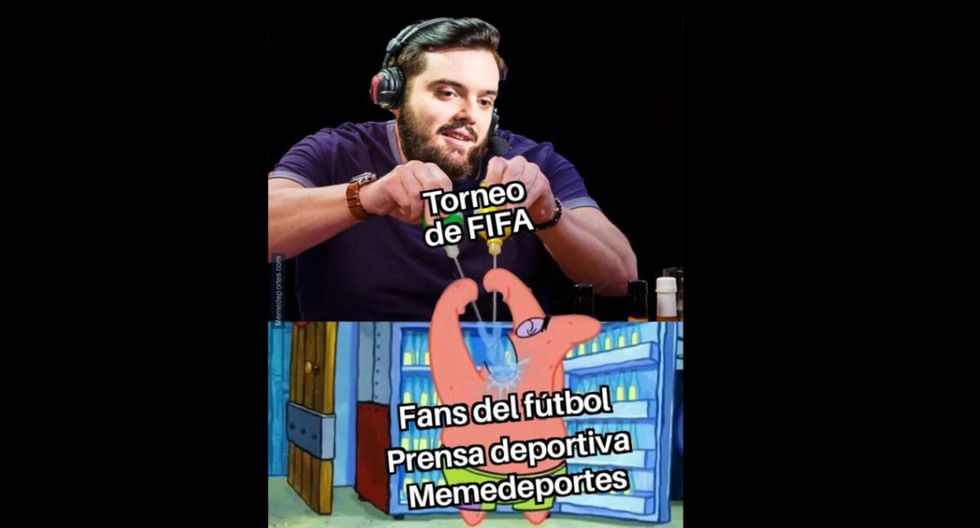Los mejores memes sobre la no participación de Roberto en el torneo de FIFA 20