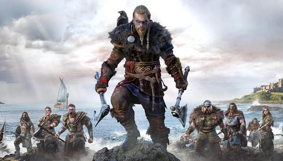 Assassin's Creed Valhalla estrena tráiler extendido de su jugabilidad. (Imagen: Ubisoft)