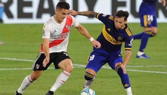 Boca Juniors y River Plate se enfrentarán el miércoles 4 de agosto en la Ciudad de La Plata por la Copa Argentina. (Foto: Getty)
