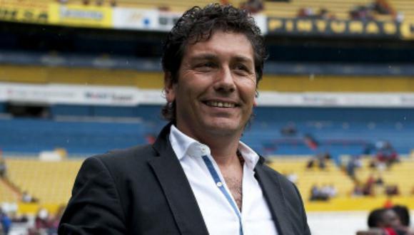 Carlos Poblete es Director Deportivo de Puebla (Foto: Difusión)