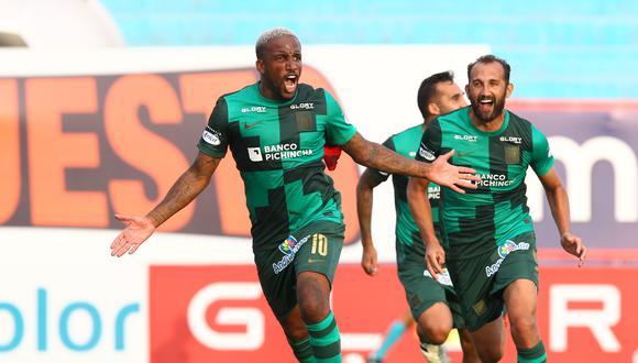 Jefferson Farfán regresó a Alianza Lima en 2021. (Foto: Liga 1)