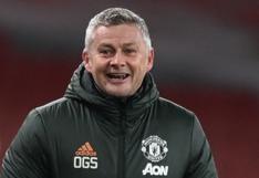 """Solskjaer ve inviable el fichaje del 'Kun' Agüero por Manchester United: """"No esperaría que quiera venir"""""""