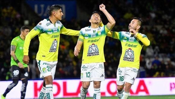 León goleó 4-1 a Juárez por la jornada 9 del Clausura 2020 de la Liga MX. (Foto: Twitter)