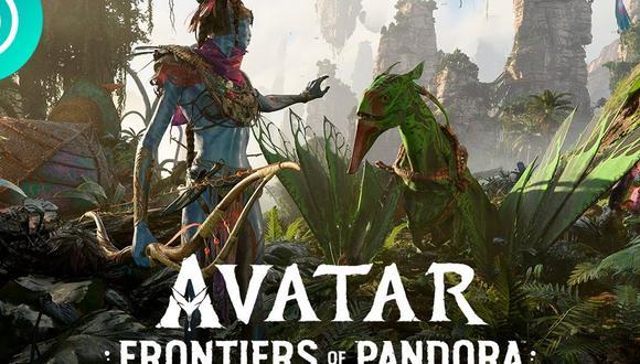 """Ubisoft presenta """"Avatar: Frontiers of Pandora""""en su conferencia de la E3 2021 [Resumen]. (Foto: Ubisoft)"""