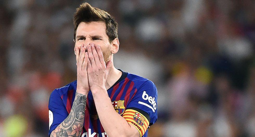 Lionel Messi se encuentra en España cumpliendo con el confinamiento obligatorio por el coronavirus. (Foto: AFP)
