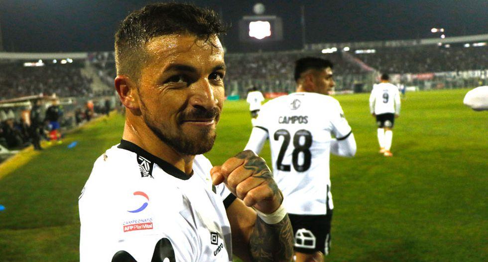 Gabriel Costa - Colo Colo (Foto: Internet)