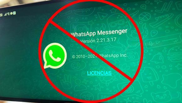 ¿Te has preguntado por qué no puedes enviar mensajes de WhatsApp a alguien? Soluciónalo ahora mismo. (Foto: Depor)