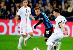 La 'MNM' no fue suficiente: PSG no pudo ante Brujas en el inicio de la Champions League