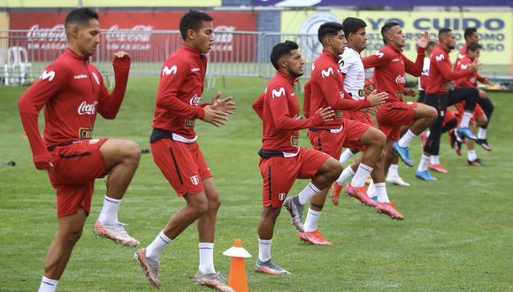 La Selección Peruana y su itinerario en Brasil. (Foto: FPF)