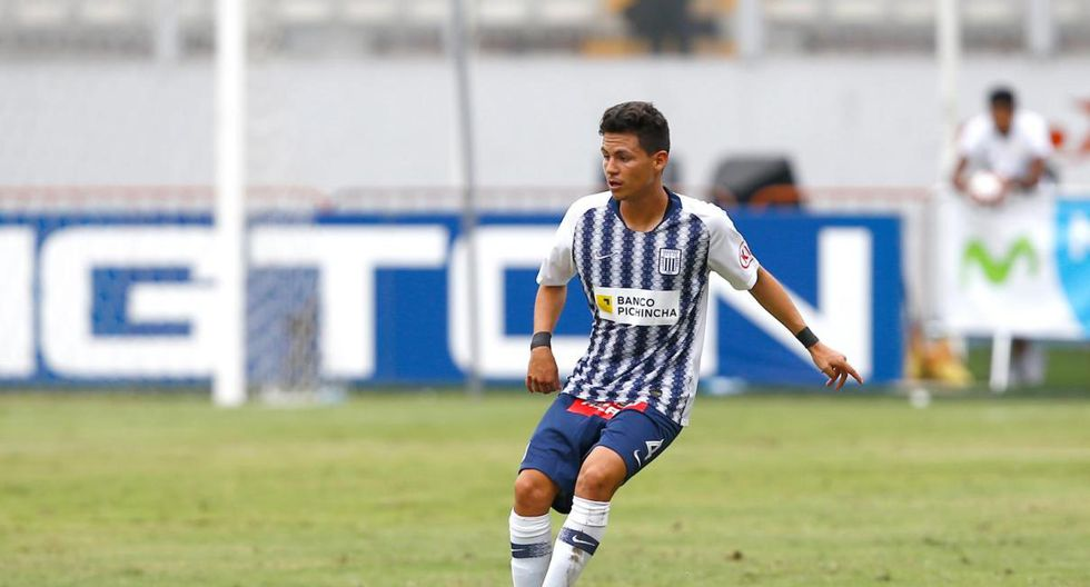 Alianza Lima | Anthony Rosell. (Foto: GEC)