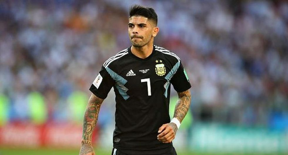 Ever Banega. (Getty Images)