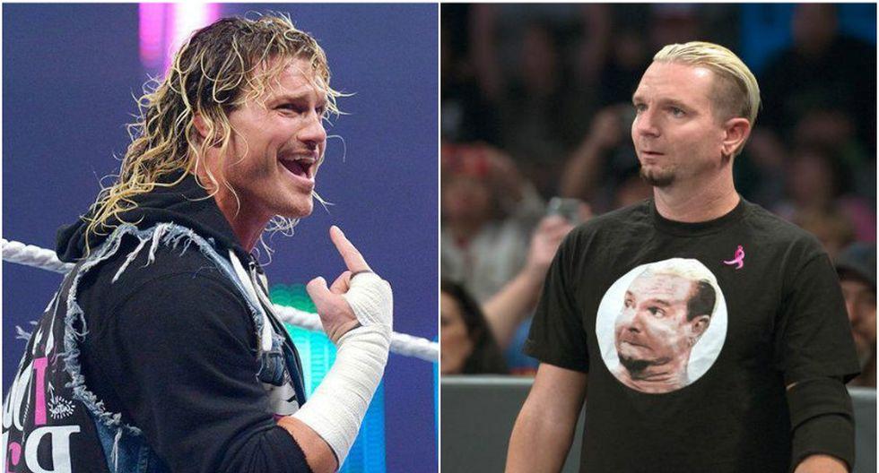 Dolph Ziggler se quejó de que le dieran su finisher a James Ellsworth. (WWE)