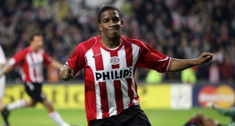 Jefferson Farfán del PSV al Schalke 04 - 10 ME
