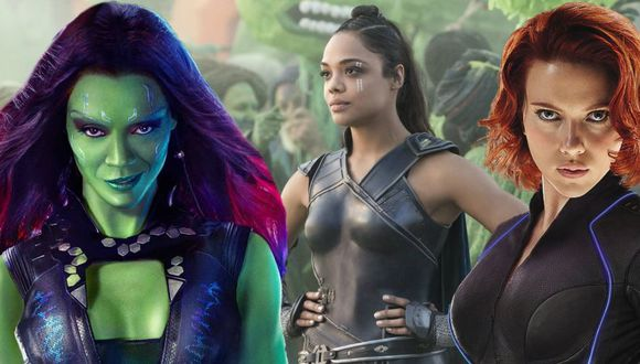 Avengers: Endgame y la polémica escena del 'poder femenio' (Marvel)