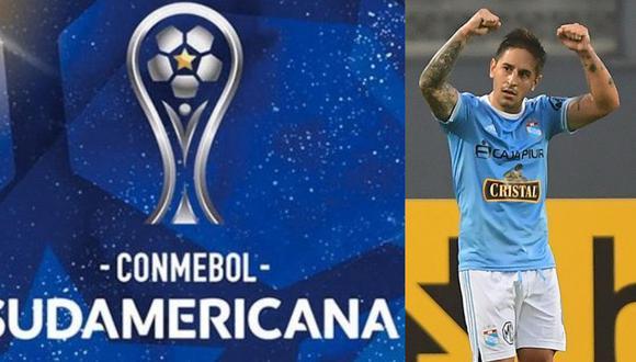 Sorteo de Copa Sudamericana con Sporting Cristal (Foto: CONMEBOL)