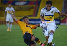Boca vs. Barcelona por Copa Libertadores: repasa las incidencias