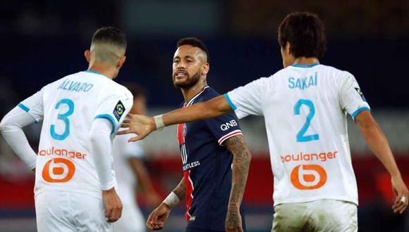 Neymar podría ser suspendido y no volvería a jugar hasta el 2021. (Foto: Reuters).