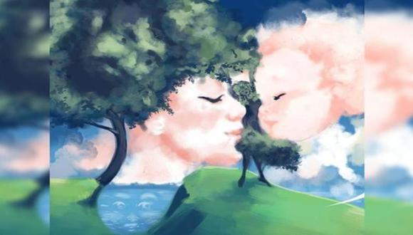 Responde si viste un cielo, una mujer en el mar o parada para conocer si eres una buena persona o no. (RadioMitre)