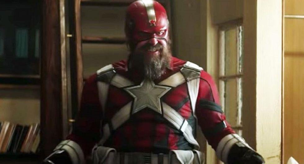 Black Widow: Red Guardian aparece en el tráiler (Foto: Marvel)