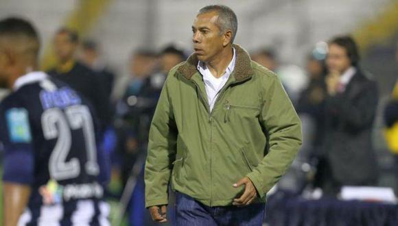 Wilmar Valencia es el técnico de Sport Huancayo (Foto: GEC / Difusión)
