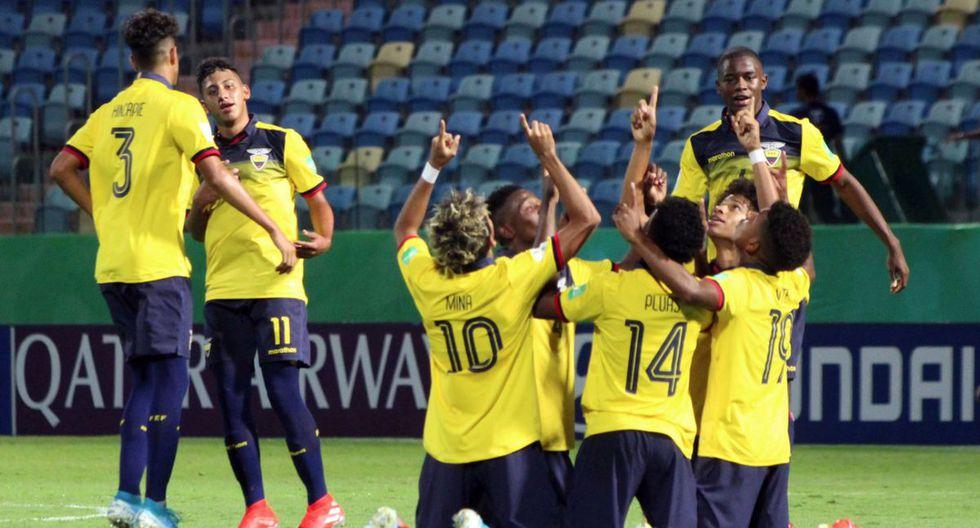 Ecuador venció 2-1 a Australia por la jornada 1 del Mundial Sub 17 de Brasil 2019