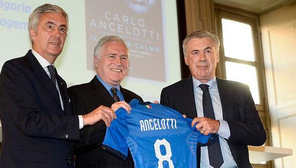 Carlo Ancelotti aún no dirige a nivel de selecciones. (Foto: Getty Images)
