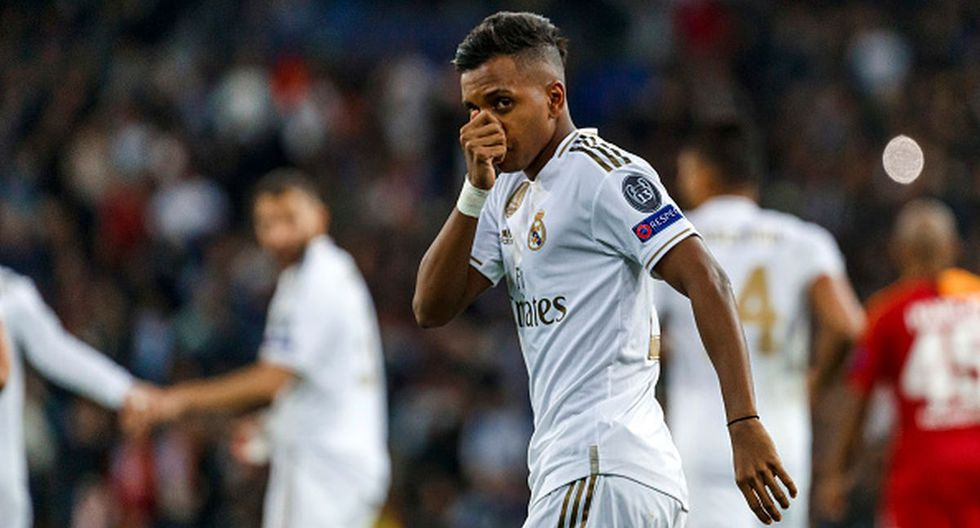 Rodrygo lleva 5 dianas y 1 pase de gol en 6 choques. (Getty Images)