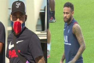 PSG: Di María, Paredes y Neymar contagiados de COVID-19