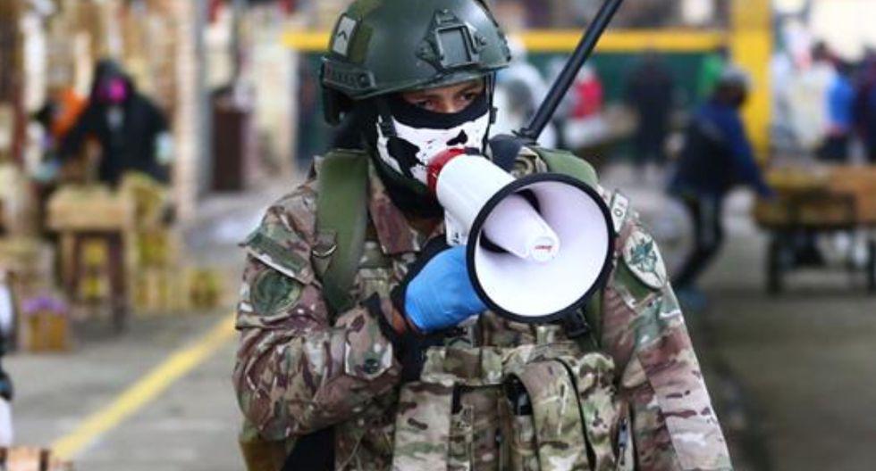 El presidente de la República, Martín Vizcarra anunció hoy que el estado de emergencia - cuarentena se extendía hasta el 30 de junio. (FOTO: GEC)