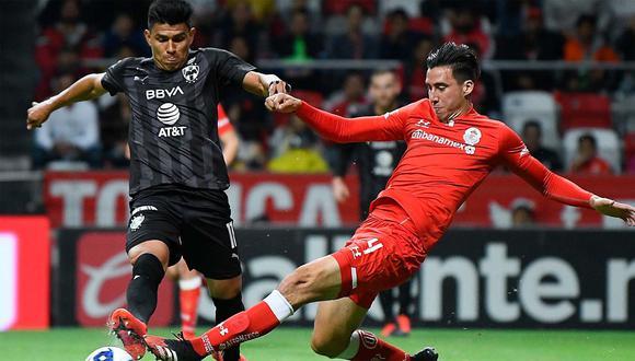 Monterrey vs. Toluca se enfrentaron por el Torneo Apertura de Liga MX.
