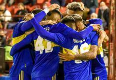 Boca Juniors derrotó 3-0 a Huracán en la Jornada 16 de la Liga Profesional de Argentina 2021