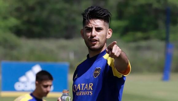 Carlos Zambrano ganó una Superliga Argentina con Boca Juniors. (Foto: Olé)