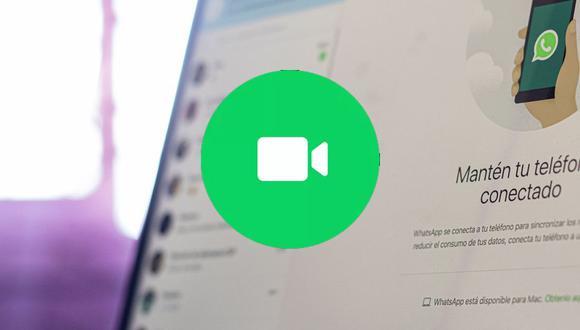¿Quieres probar las videollamadas en WhatsApp Web? Conoce cómo hacerlas en este instante. (Foto: WhatsApp)
