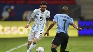 Copa América 2021: Argentina se quedó con el clásico del Río de La Plata