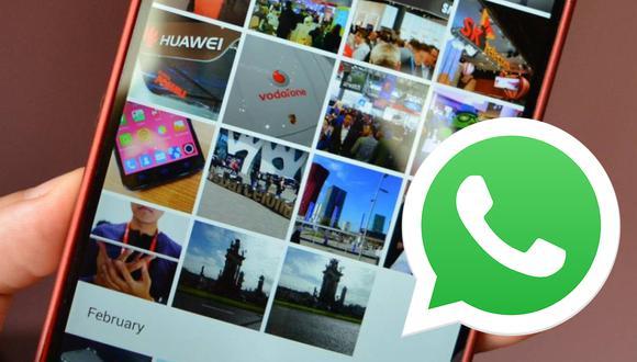 Conoce el método para recuperar un video eliminado de WhatsApp. (Foto: Diario AS)