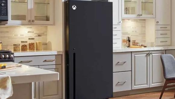 Xbox Series X: Snoop Dogg cuenta con una nevera en forma de la consola. (Foto: Difusión)