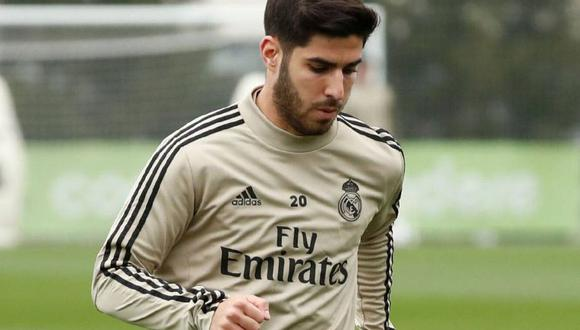 Marco Asensio llegó al Real Madrid procedente del Espanyol. (Foto: Getty Images)