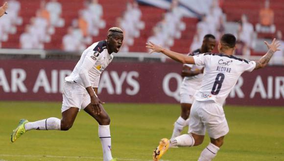 Liga de Quito vs. Vélez por jornada 2 de la Copa Libertadores 2021. (Foto: Reuters)