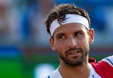 Grigor Dimitrov habría estado con síntomas de coronavirus cuando jugó el Adria Tour en Croacia