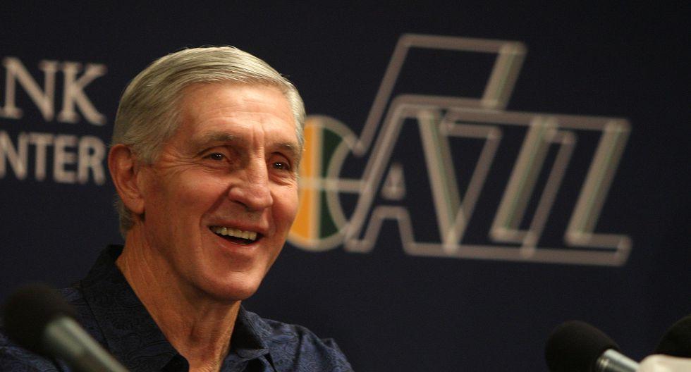 Jerry Sloan, mítico entrenador de Utah Jazz, fallece a los 78 años. (Foto: AFP)