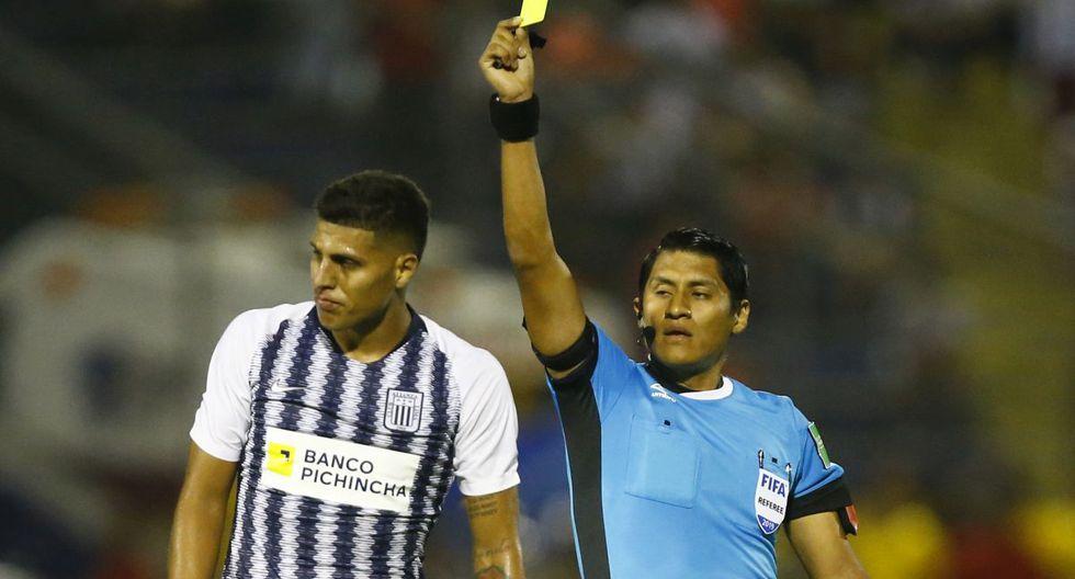 Hansell Riojas es considerado titular en Alianza Lima. (Foto: GEC)