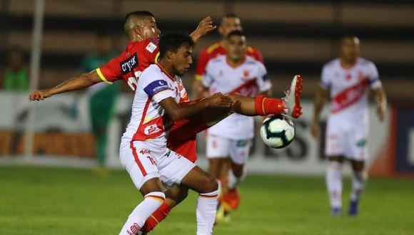 Sport Huancayo y Atlético Grau se vieron las caras en la final de la Copa Bicentenario. (Foto: Francisco Neyra / GEC)
