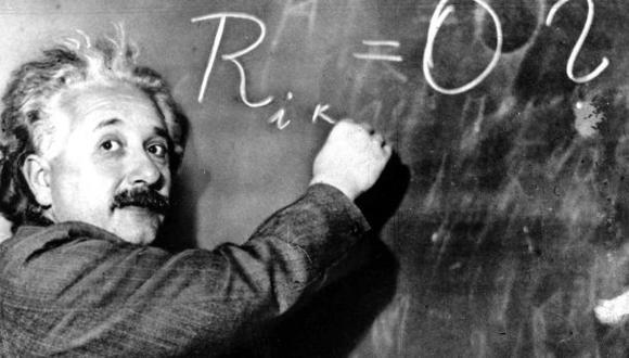 Este reto viral se presenta como el 'acertijo de Albert Einstein'. Y es prácticamente imposible de resolver. (Foto: AP)