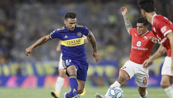 Boca Juniors igualó 0-0 con Independiente y se aleja del puntero River Plate. | Foto: Boca