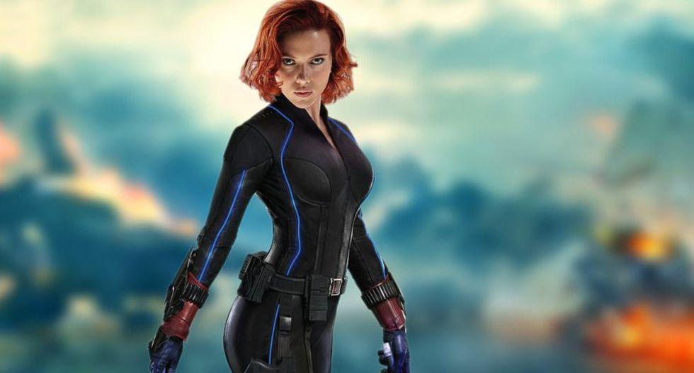 Black Widow tendrá su propia película (Marvel)