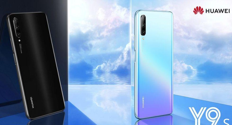 Huawei Y9s: mira todo lo que trae la presentación del dispositivo en este unboxing