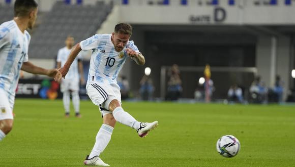 Argentina perdió frente a Australia por los Juegos de Tokio 2020 (Foto: AP)