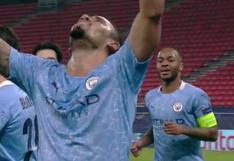 Gabriel Jesús empieza a liquidar: marcó el 2-0 de Manchester City ante Mönchengladbach [VIDEO]
