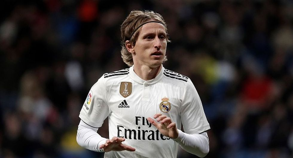 Luka Modric. (Foto: Getty Images)